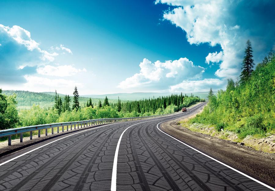 economia circular en la carretera
