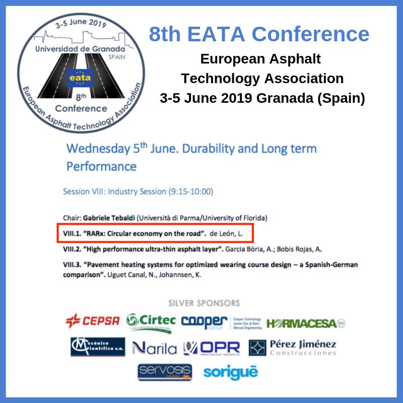 RARx EATA 2019 conference